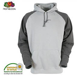 Fruit of thr Loom® New Baseball Hooded Sweat