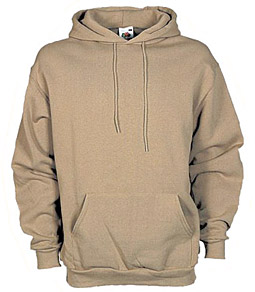 Kapuzen-Sweater Fruit of the Loom® Hooded Sweat