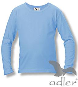 Kinder-Langarm-T-Shirt ADLER®