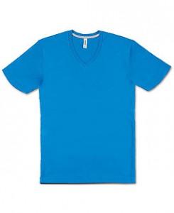 Kariban K357 V-Neck-Shirt
