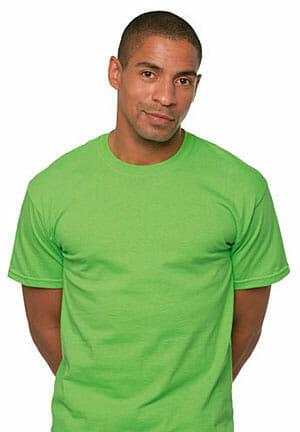Gildan Ultra: robustes T-Shirt aus schwerer Baumwolle