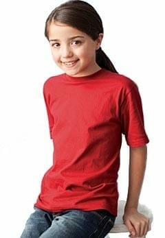 Modell 420B Kinder-Shirt aus Bio-Baumwolle