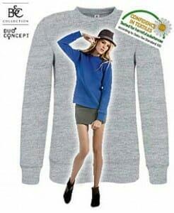 B&C Set In Sweater / Women