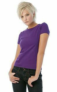 Girlie-Shirt B&C Women-Only
