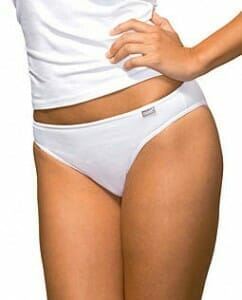 Hanes U220 – Stretch Cotton Brief Women