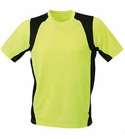 Lauf-Shirt JN 306 von James & Nicholson