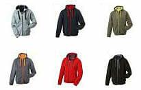Ansicht lieferbarer farben JN354 Damen-Jacke