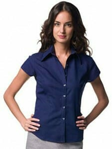 Russell 955F Bluse Tencel Fitted