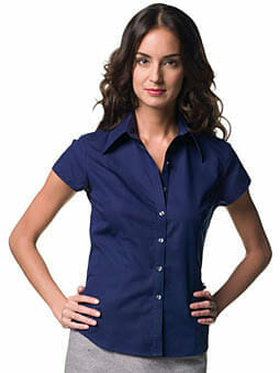 Bluse Tencel Fitted Russell Europe 955F