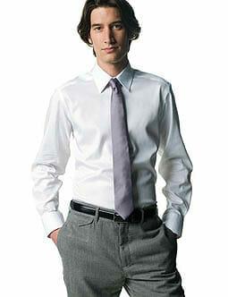 Elegantes Hemd Russel 958M mit leichter Taillierung