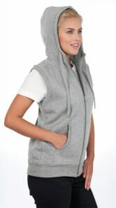 SOL'S Smile – Sleeveless Hoody