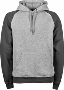 New Baseball Hooded Sweat by TeeJays®