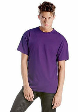 B&C Exact 150 Unisex T Shirt