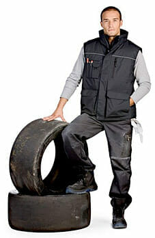 Arbeitsschutzbekleidung, Berufsbekleidung - Überblick über das GKA-Angebot