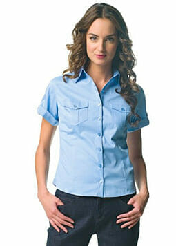 Modisch elegant oder sportlich legere - Hemden und Blusen