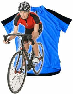 Radshirt für Damen JN 328