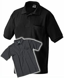 Poloshirt mit Brusttasche JN 26 Pocket Polo