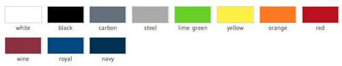 Ansicht lieferbarer Farben JN644