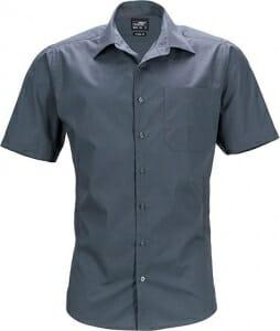 JN 644 Herrenhemd, kurzarm