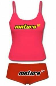 Matura-Shirts & Maturaleiberl