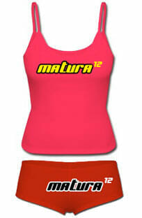 Matura-Shirts, Maturaleiberl für die ganze Klasse