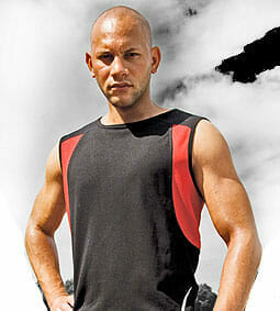 Spiro Sport Athletic Vest Laufshirt