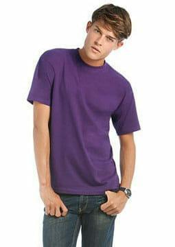 B&C 190 Qualitäts-T-Shirt