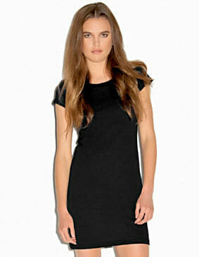 Bella Vintage-Jersey-T-Shirt-Dress 8412