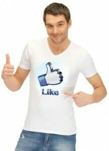 Die Werbung & das T-Shirt