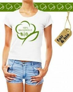 Wir bedrucken Bio T-Shirts – nachhaltig, ökologisch & fair