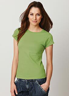 Ladies' Ring Spun-T-Shirt von GILDAN®