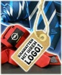 Krawatten mit ihrem Logo – gedruckt, gestickt oder gewebt