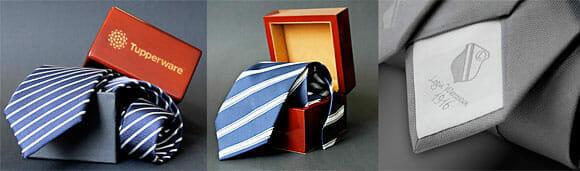 Krawatten-Verpackungen für Firmen und Vereine
