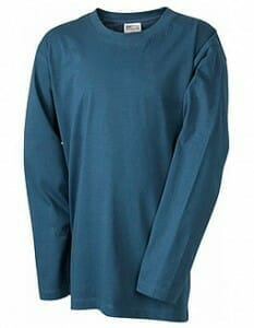 Langarm-Kinder-T-Shirt | JN 913K