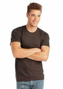 Hanes | Tagless Organic T-Shirt 185
