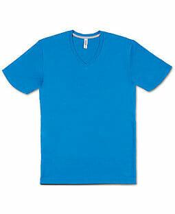 K357 V-Kragen-Shirt