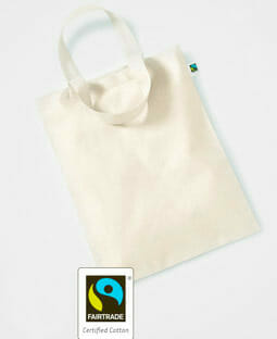 Fairtrade-Baumwolltasche-kurze-Henkel