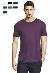 Bambus-T-Shirt CONTINENTAL® N45 Bamboo