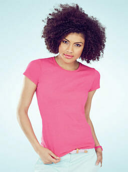 Ladies Sofspun® T by Fruit Of The Loom®
