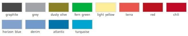 JN 988 - lieferbare Farben
