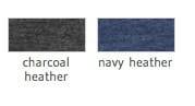 Lieferbare Farben Henley-T-langarm