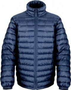 Result® R192M gefütterte Herrenjacke Ice Bird