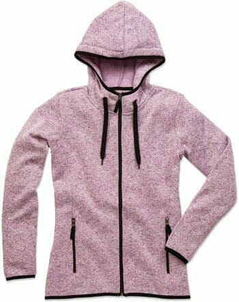 05.5950 Stedman Active Knit Fleece Jacket Woman