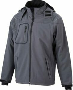 James & Nicholson JN 1000 Winter Softshelljacke