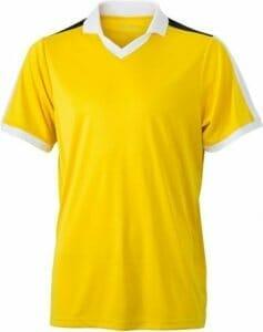 James & Nicholson V-Neck Team Shirt