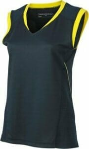 Ladies' Running Tank Top JN 469 by James & Nicholson