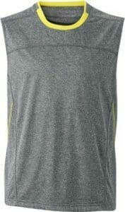 James & Nicholson Men's Running Tank Top JN 470