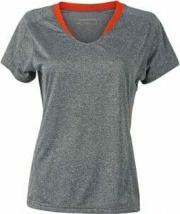 James & Nicholson Ladies' Running T-Shirt 471