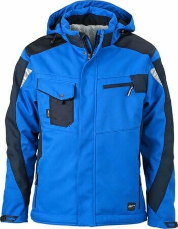 JN 824 Winter Softshell Jacke