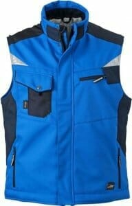 James & Nicholson 825 Softshell Gilet